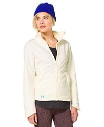 Under Armour Women's Extreme ColdGear Jacket Ivory L