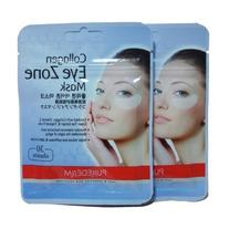 PUREDERM Collagen Eye Zone Mask Pad Patches - Wrinkle Care,
