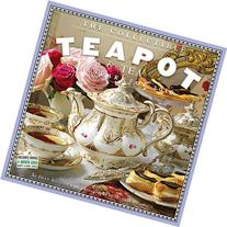 The Collectible Teapot & Tea Wall Calendar 2016