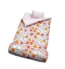 SoHo Kids Collection, Pink Owls Sleeping Bag