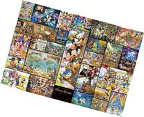 Tenyo Collection Art Mickey Mouse Gyutto Size Series Jigsaw
