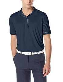 Greg Norman Collection Men's Protek Micro Lux Solid Polo,