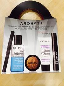 Sephora Collection - Eyeshadow, Mascara, Eye Makeup Remover