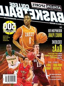 2013-14 Athlon Sports College Basketball Magazine Preview-