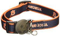 Sporty K9 Collegiate Auburn Tigers Dog Collar, Medium  - New