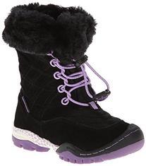 Jambu Collett Snow Boot ,Black,10 M US Toddler