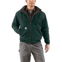 Carhartt Men's  Collinston Brushed Fleece Sherpa Lined
