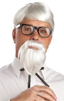 The Colonel Wig and Beard