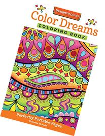 Color Dream Coloring Book: On-The-Go