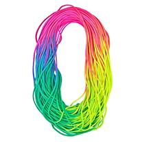 Paracord Planet Colorful Rainbow Cord Tie Dye Style Type III