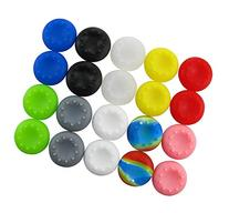 yueton 10 Pairs Colorful Silicone Accessories Replacement