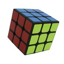Smile YKK 3x3x3 Colorful Speed Cube Stickerless Smooth Magic