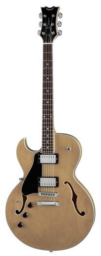 Dean Colt Semi-Hollow Body Guitar w/Piezo - Rosewood