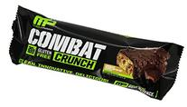 MusclePharm Combat Crunch Protein Bar, Multi-Layered Baked