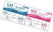 AccuMed® Combo 50 Ovulation  & 25 Pregnancy  Test Strips