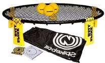 Spikeball 3 Ball Kit - Includes Playing Net, 3 Balls,