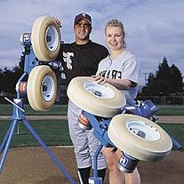 Jugs Combo Pitching Machine