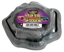 Zoo Med Combo Reptile Rock Food and Water Dish, Small,