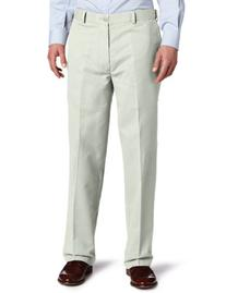 Dockers Men's Comfort Khaki D4 Relaxed Fit Flat Front Pant,
