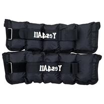 Yes4All Set of 2 Ankle Weights / Wrist Weights with