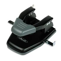 Swingline 28-Sheet Comfort Handle Steel Two-Hole Punch