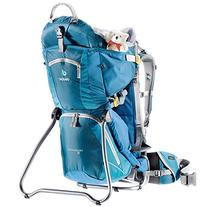 Deuter Kid Comfort 2 Framed Child Carrier for Hiking, Artic/