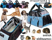 Comfort Small Pet Carrier - Voyager