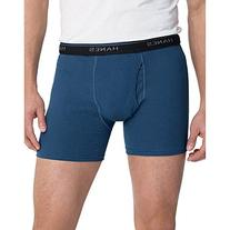 Hanes Men's Comfortblend Fashion Boxer Brief 3 Pack