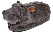 Happy Feet - Hippo - Animal Slippers - Large