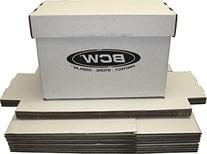 BCW Brand SHORT Comic Storage Box - Holds 150 - 175 Comic