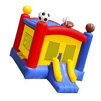 Inflatable HQ Commercial Grade Bounce House 100% PVC Sports