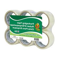 Duck Brand Commercial Grade Packaging Tape, 1.88-Inch x 54.6