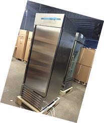 GenKraft Commercial Refrigerator - Single Solid Door 23 Cu.