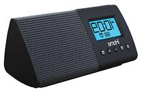 iHome Compact Dual Alarm Clock Speaker System with Large