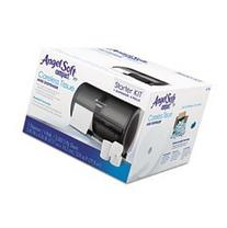 Compact Toilet Paper Dispenser and Angel Soft ps Compact