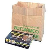 Gilman Paper 12 Pack Paper Compactor Bag #2800