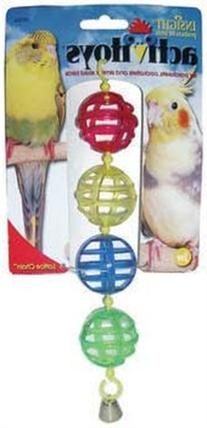 JW Pet Company Activitoy Lattice Chain Small Bird Toy,
