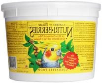 LAFEBER'S Classic Nutri-Berries Pet Bird Food, Made with Non