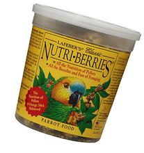 Lafeber Company Nutri-Berries Parrot Pet Food, 12-Ounce