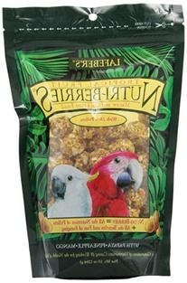 Lafeber Company Tropical Fruit Nutri-Berries for Macaws, 10-
