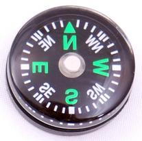 Wholesale Lot 48pcs 20mm Small Mini Compasses for survival
