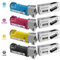 LD © Compatible Dell 1320/1320c Set of 4 High Yield Toner