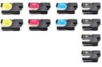 10 PK Compatible LC61 4pk LC61BK+ 2pk LC61C+2pk LC61M+2pk
