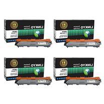 LINKYO Compatible High Yield Color Toner Cartridges