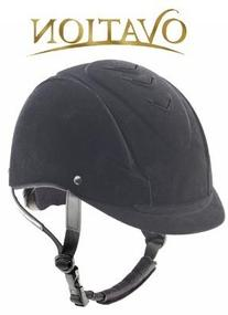 Ovation Competitor Helmet Small/Medium Black
