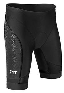 TYR Sport Women's Sport Competitor 8-Inch Tri Compression Shorts