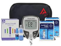 Active1st Bayer Contour NEXT EZ Diabetic Testing Starter Kit