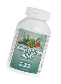 Trace Minerals Research Complete Foods Multi, Tablets, 120