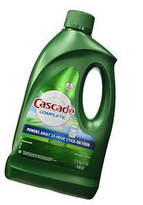 Cascade Complete Gel All-in-1 Dishwasher Detergent - 75 oz