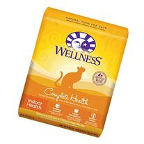 Wellness Complete Health Natural Dry Indoor Cat Food,